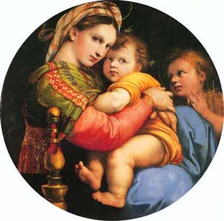 油画的四种上色方法